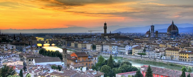 Avoiding Pickpockets in Florence